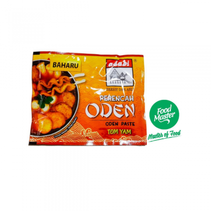 Adabi Perencah ODEN PASTE ~ Steamboat Gravy Tom Yam Flavour 120g ( Free Premium Packing )